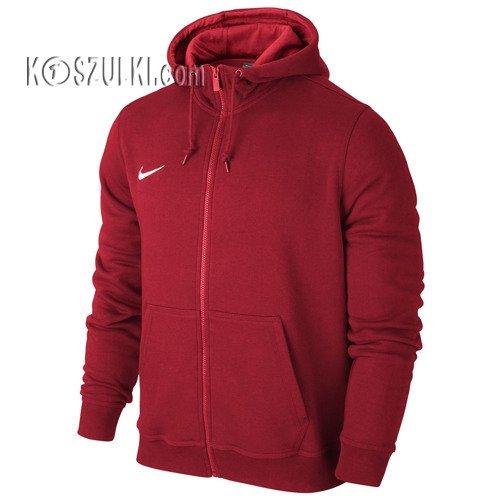 Czerwona bluza sportowa Nike
