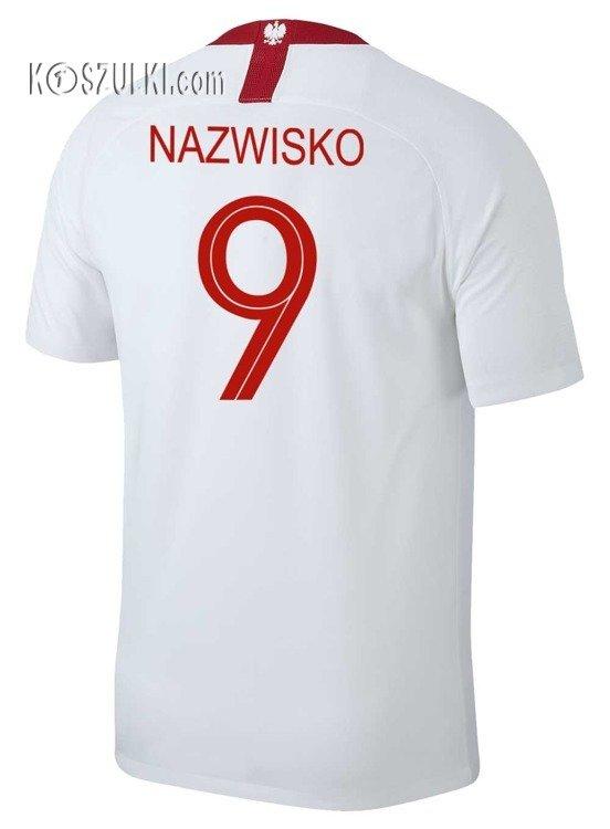 Koszulka Reprezentacji Polski 2019 nike Stadium limitowana