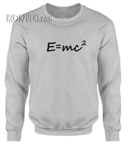 Bluza E=mc2