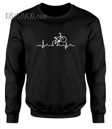 Bluza EKG Rower