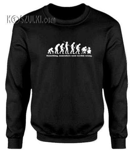 Bluza Ewolucja