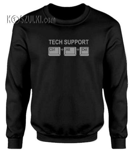 Bluza Tech Support