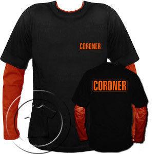 Bluza męska przedłużony rękaw Coroner