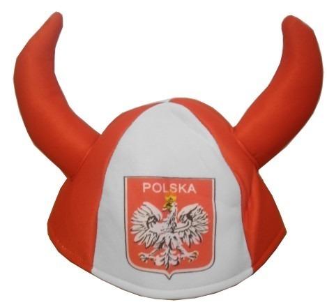 Czapka  Wiking dla kibica reprezentacji Polski