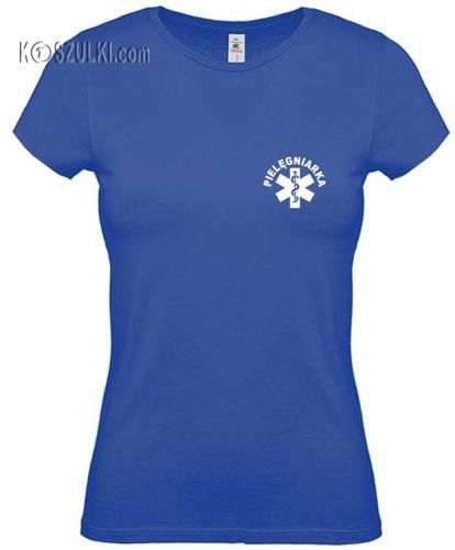 Koszulka damska Pielęgniarka