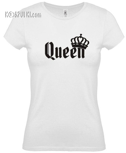 Koszulka damska Queen