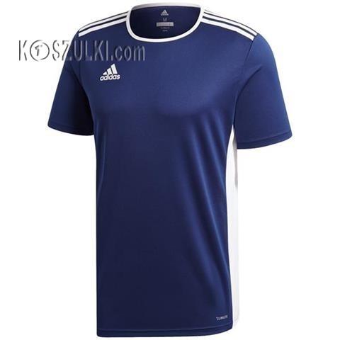 Koszulka  piłkarska adidas Entrada 18 granatowa CF1036