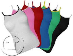 Top damski Pakiet 6 sztuk  Kolorowy