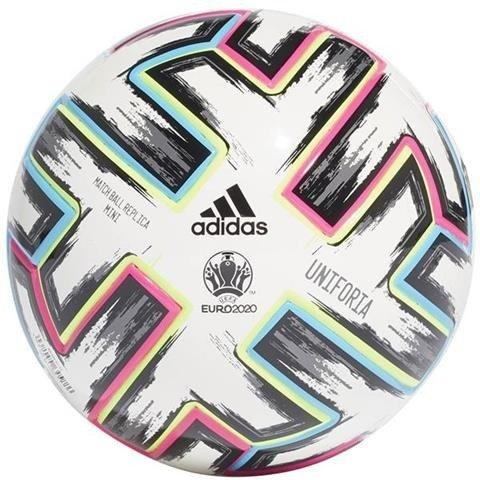 Piłka Euro 2020 mini adidas kolekcjonerska nożna FH7342