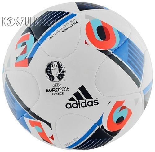 Piłka Nożna adidas EURO 2016 BEAU JEU Top Glider