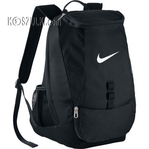 cfb8ed9881757 Kliknij, aby powiększyć · Plecak Nike Club Team Ssoosh czarny BA5190 010