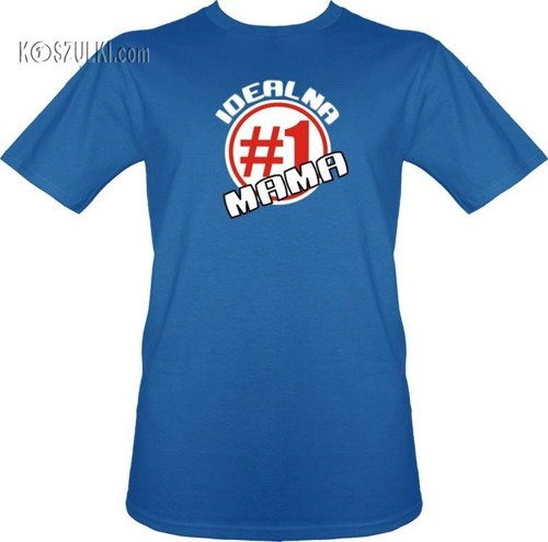 T-Shirt Mama nr 1