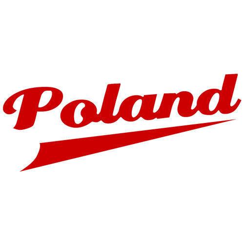 T-shirt BASEBALL - Poland