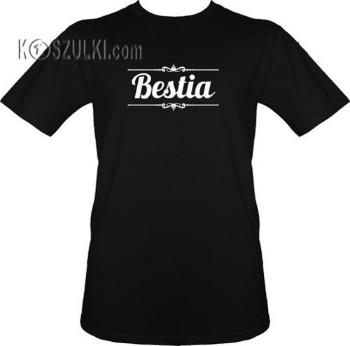 T-shirt Bestia