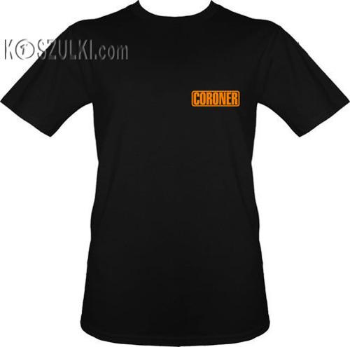 T-shirt Coroner