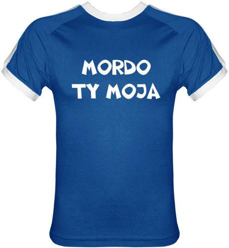 T-shirt Fit Mordo Ty Moja