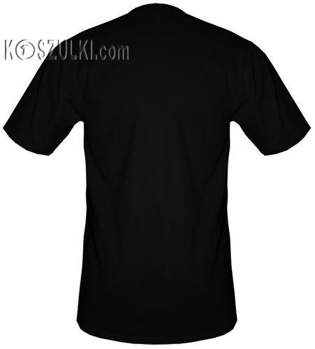 T-shirt Strasznie Cię kocham
