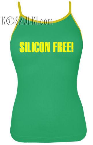 Top damski- Silicon Free