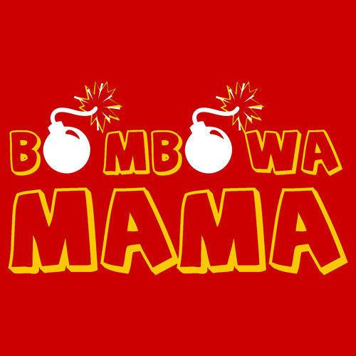 koszulka damska Bombowa Mama