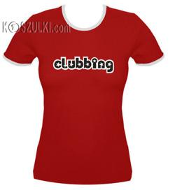 koszulka damska Clubbing