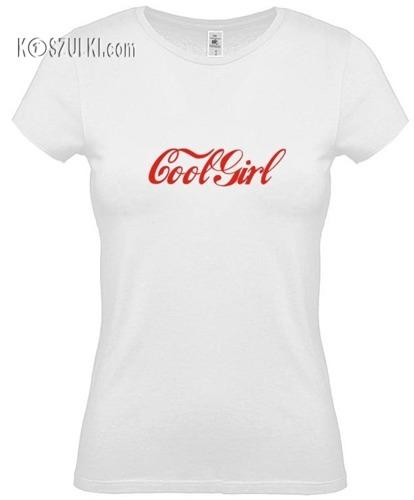 koszulka damska Coolgirl