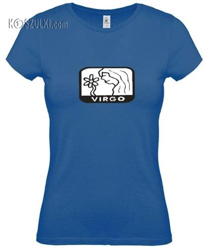 koszulka damska Panna znak zodiaku