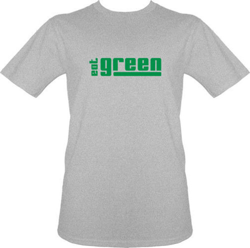 t-shirt Eat Green