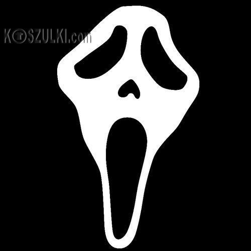 t-shirt Krzyk