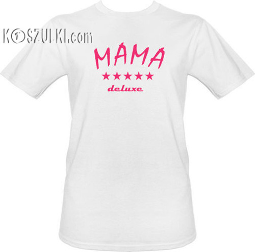 t-shirt Mama Deluxe