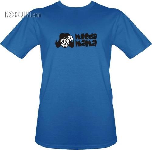 t-shirt Młoda Mama
