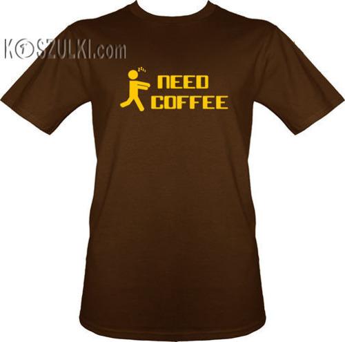 t-shirt Need Coffee