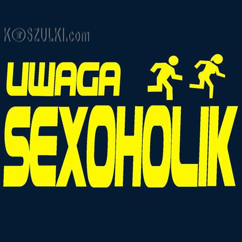 t-shirt Sexoholik