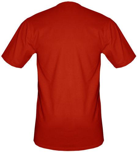 t-shirt T031 Polska 12 zawodnik Czerwona