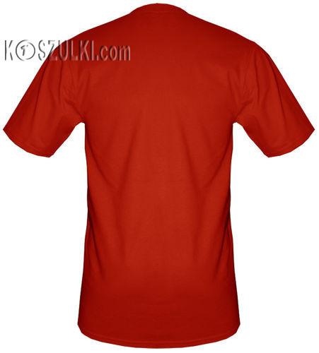 t-shirt T216 Skrzydlata Polska Czerwony